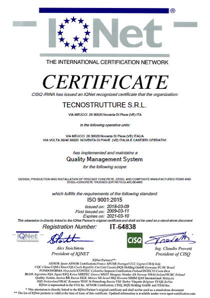 International 9001.2015