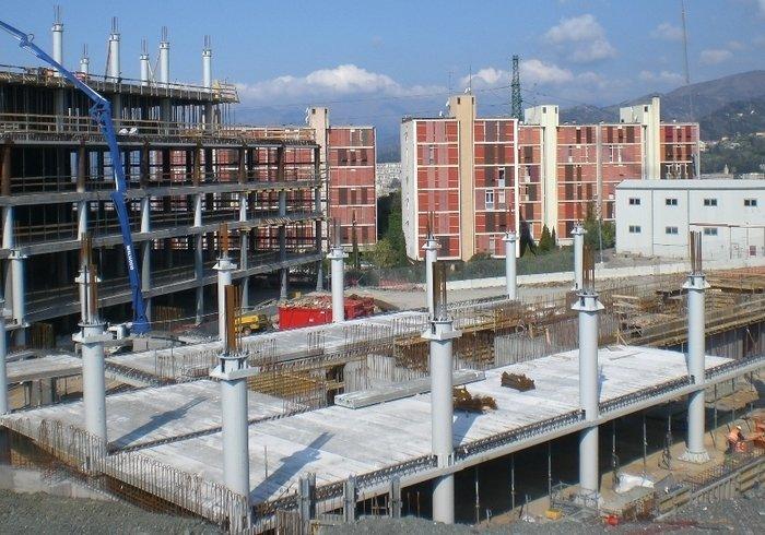 Ericsson siège directionelle, Gênes