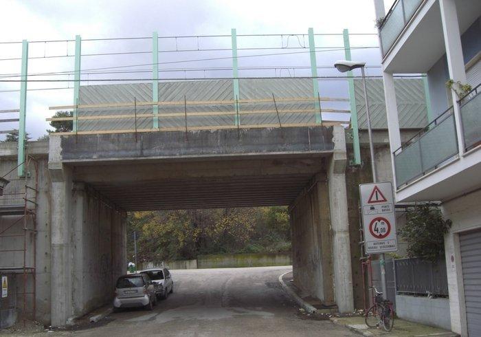 Extension ferroviaire, Pescara