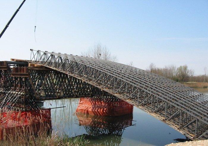 Pont du solstice, Musile di Piave, Venise