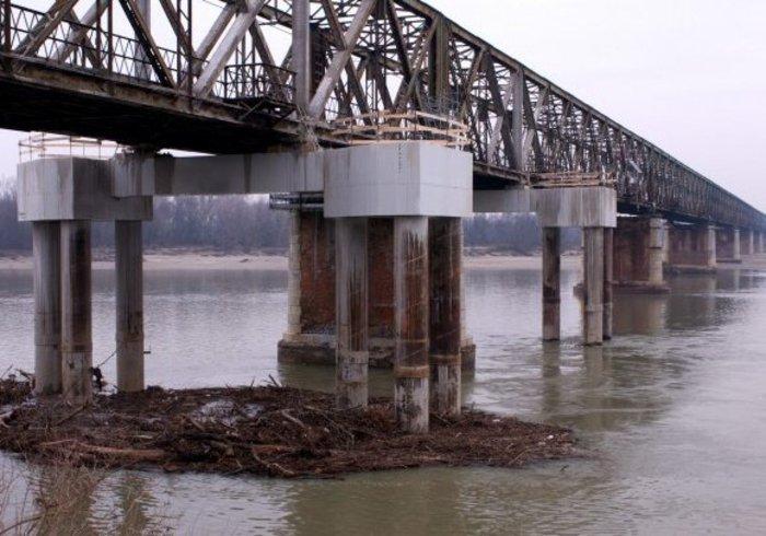 Pont de la Becca, Pavia