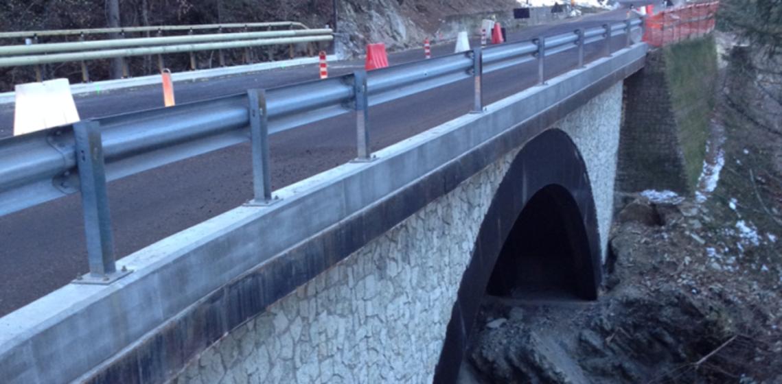 Pont sur le Rio Briz, Cadevago Trente