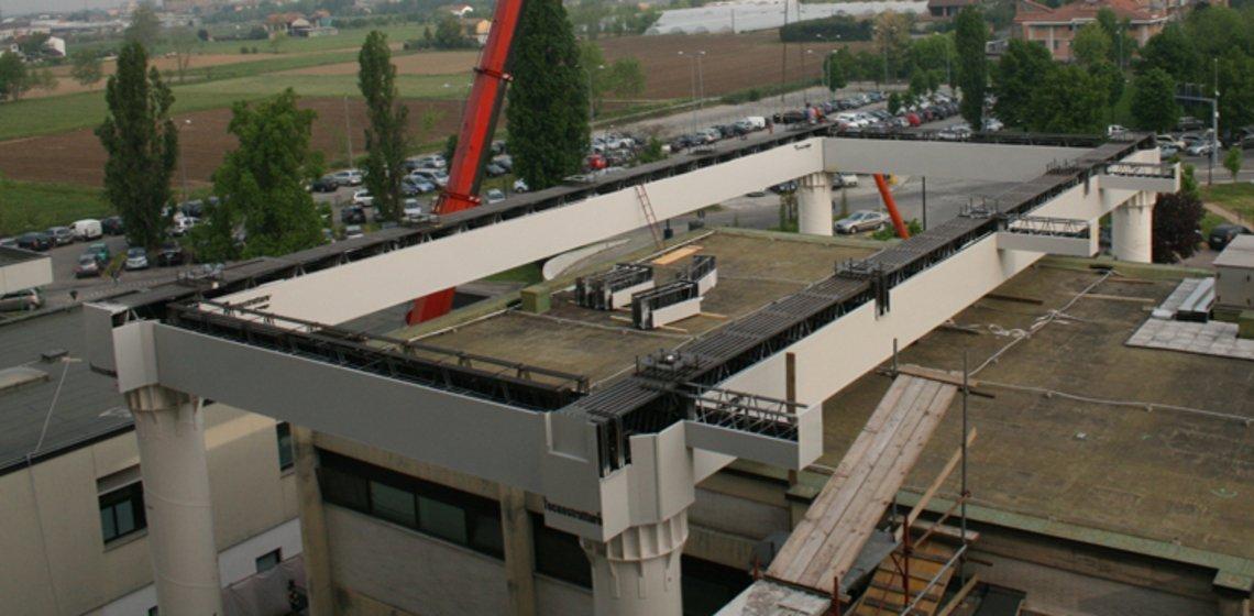 Hôpital de Treviglio Caravaggio