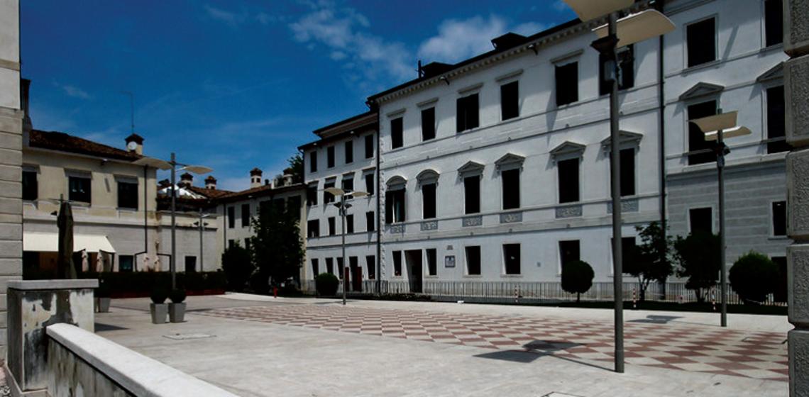 Place humanisme latin, Trévise