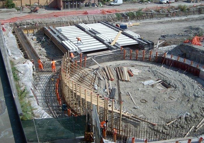 Gare ferroviaire grande vitesse, Bologne