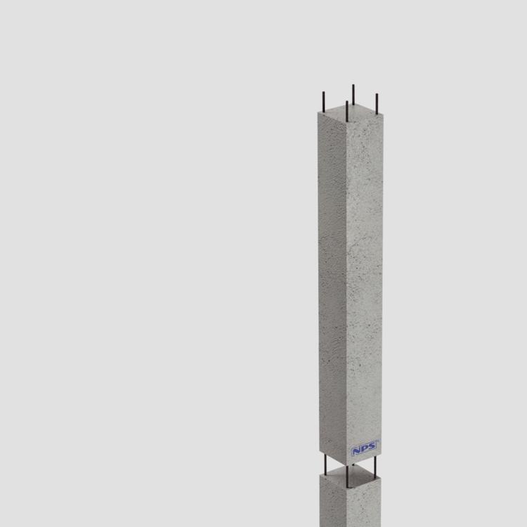 Pilastri in cemento armato prefabbricati tecnostrutture - Pilastro portante ...